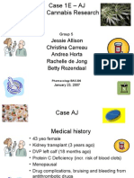 final PP presentation group 5 Case 1E –AJ BR CC AH JA RdJ