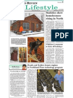 Vilas County News-Review, Nov. 23, 2011 - SECTION B