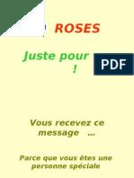 10 rózsa névnapodra