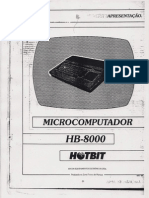 HotBit-HB8000 MSX from Epcon/Sharp