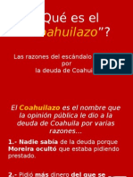 El Coahuilazo