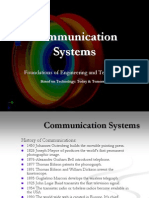 Communication Systems INTRO