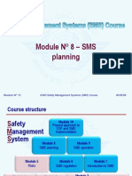 ICAO SMS M 08 – SMS planning (R013) 09 (E)