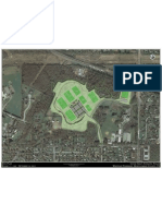 Cook Tract site rendering in Whitpain Township