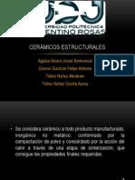 Cerámicos estructurales