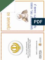 Portada INVITACIÓ -Naixement del Guru Nanak Dev Ji-