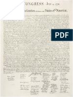 American Founding Documents