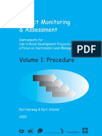 Impact Monitoring & Assessment Vol1 Procedure