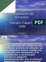 higiene y manipulación 2007 (AISC)
