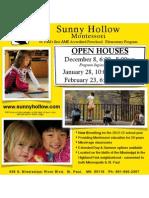 Dec 2011 Open House Flyer