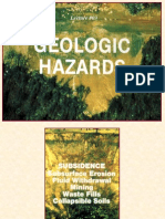 Lecture04-GeologicHazards