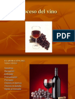 Prooceso Del Vino