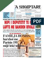 Gazeta Shqiptare 03.08