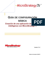 Basic Setup Spanish Microstrategy7i