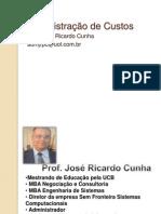Administração de Custos JRPC