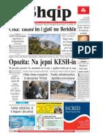 Gazeta Shqip 15.8