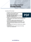 Global Facts _Blindness_Visual Impairment