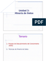 3 - Mineria de Datos