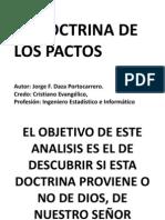 La Doctrina de Los Pactos