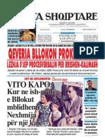 Gazeta Shqiptare 21.8