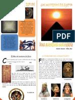 Cuadernillo de Los Misterios de Egipto- El Mito de Osiris