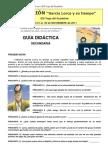 GUIA DIDÁCTICA EXPOSICIÓN García Lorca y su tiempo. Secundaria y Bachillerato