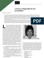 Control de Infecciones y Seguridad de Los Pacientes en Hemodialisis