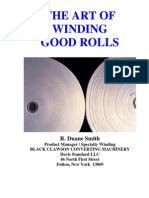 The Art of Winding a Good Roll