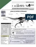 Fossilia Occiddentalis Vol 1, Num 2-Carta Completa