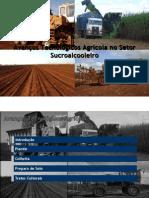 Apresentação avanços técnológicos agrícolas SN