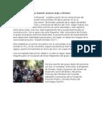 Grupo Desarrollo Personal del Aconcagua Summit anuncia viaje a Dichato