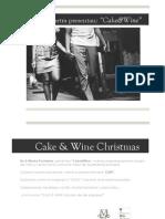 cake & wine