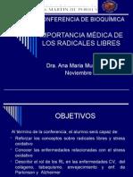 Import an CIA médica de RL
