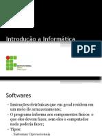 Introdução a Informática -Aula 2