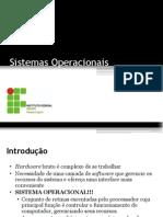 Sistemas Operacionais - Aula 5