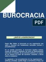 BUROCRACIA - UT