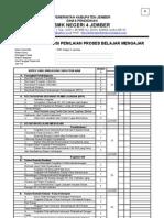 Format Supervisi Penilaian PBM