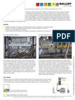 Automotive_Distributed Modular I/O on Conveyors