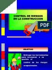 Control de Riesgos en La Construccion