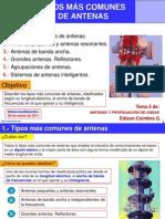 6.5_Tipos Mas Comunes de Antenas