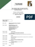 Budapest EB Meeting Agenda- Final1