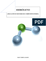 Hidrógeno-Aplicación en motores de c