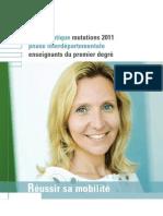 Enseignants Guide Mutation 1er Degre 160449