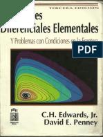 66756021 Ecuaciones Diferenciales Edward Penney