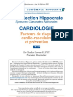 FDR cardiovasculaires