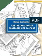 Manual de albañilería: Las instalaciones sanitarias de la casa