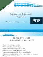 Manual Inicio Youtube