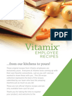 Vitamix Employee Recipes