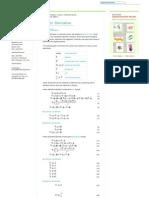 Vector Derivative Properties