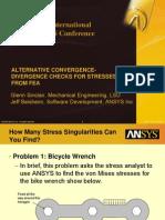 Poster Alternative Convergence Divergence